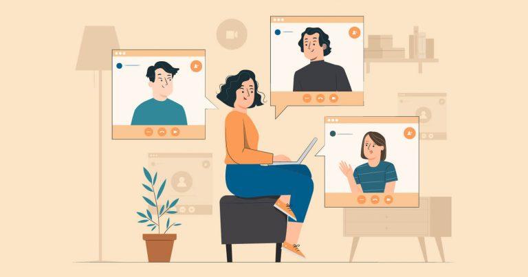 remote team collaboration software